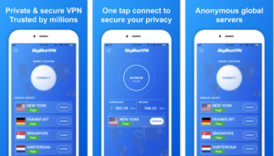SkyBlueVPN For PC