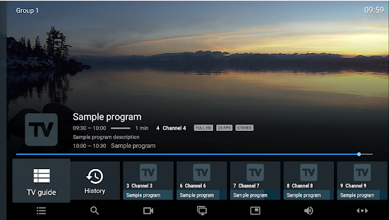 TiviMate IPTV Player For PC