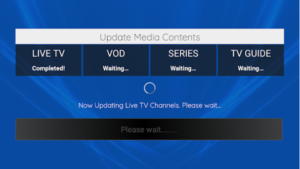 XCIPTV PLAYER For PC