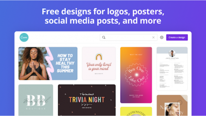 Canva For PC